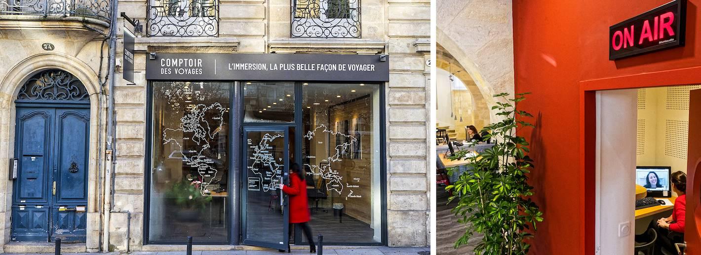 Agence Comptoir des Voyages - Bordeaux