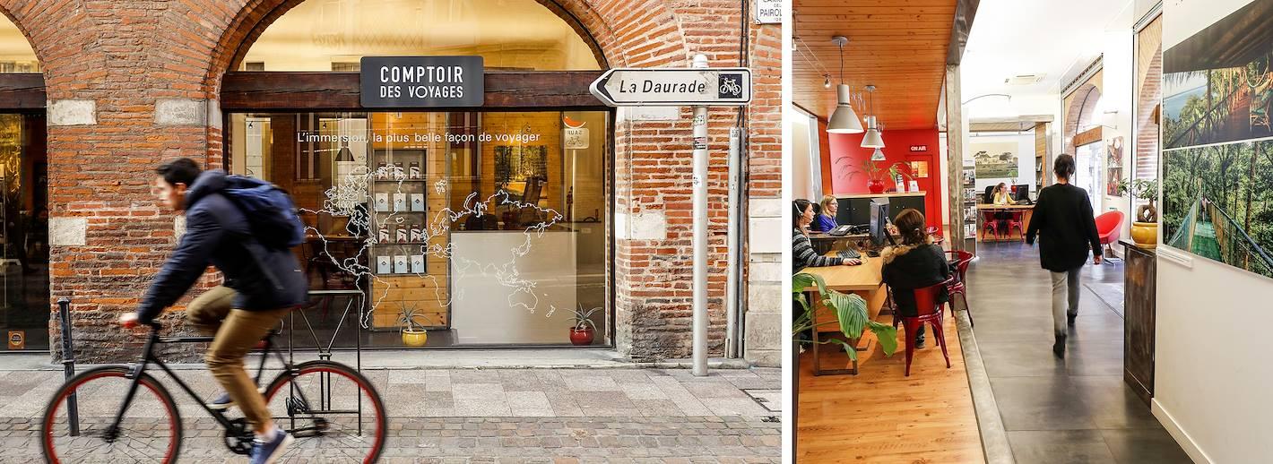 Agence Comptoir des Voyages - Toulouse