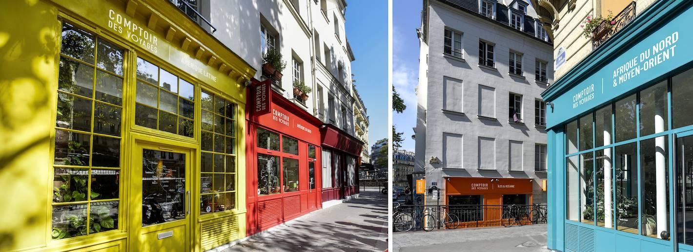 Agences Comptoir des Voyages - Paris