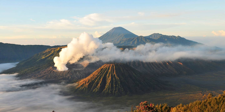Volcan Bromo - Java - Indonésie