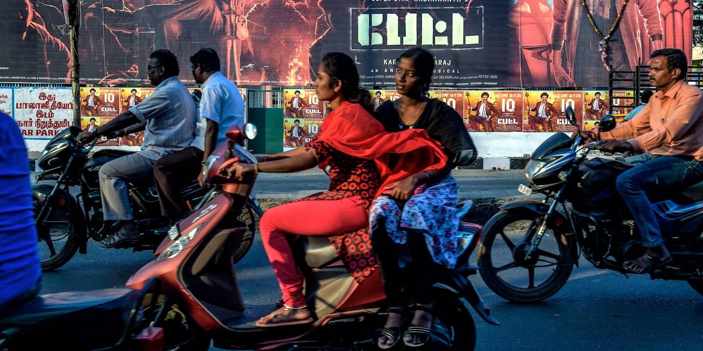Pondichery - Tamil Nadu - Inde
