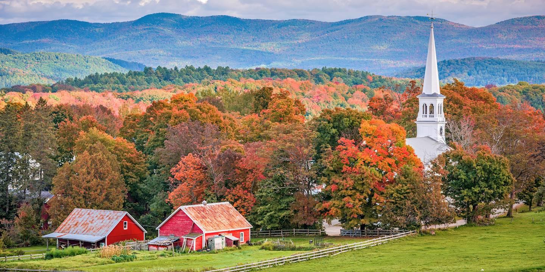 Peacham - Vermont - Etats-Unis
