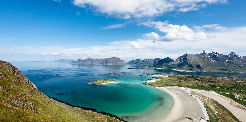 Îles Lofoten - Nordland Norvège