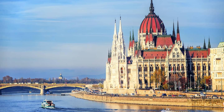 Le Parlement - Budapest - Hongrie