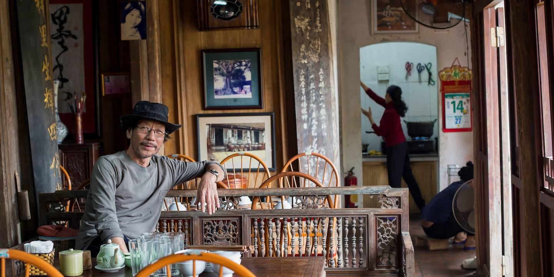 Le village de Mong Phu et ses maisons centenaires : déjeuner chez l'habitant - Mong Phu - Vietnam