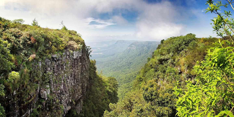 God's Window - Blyde River Canyon - Afrique du Sud
