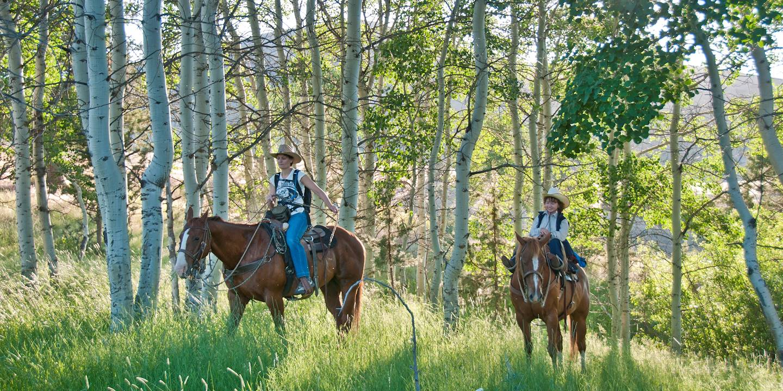 Ranch Wilson - Fossil - Oregon - États-Unis