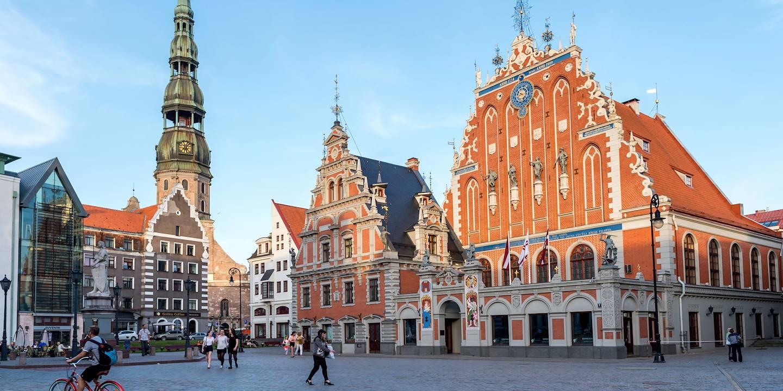 Centre historique de Riga - Lettonie
