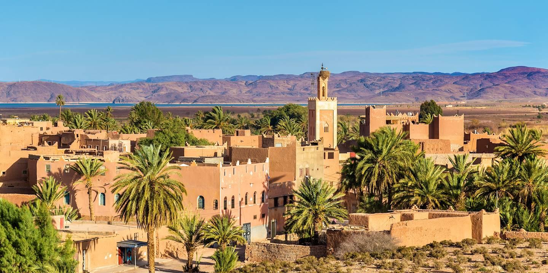 Ouarzazate - Haut Atlas - Maroc