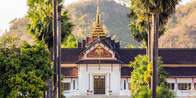 Le Royal Palace Museum - Luang Prabang - Laos