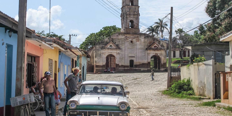 Trinidad - Province de Sancti Spiritus - Cuba