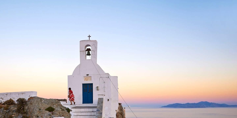 Eglise Agios Constantinos - Ile de Serifos - Cyclades - Grèce