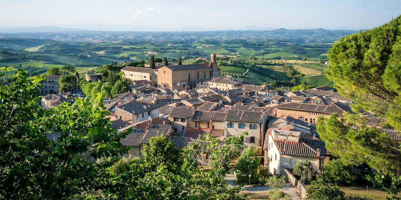San Gimignano - Toscane - Italie