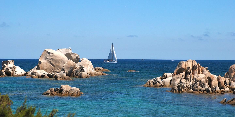 Île de la Maddalena - Sardaigne - Italie