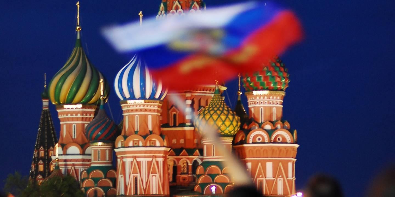 Cathédrale Saint-Basile le Bienheureux - Moscou - Russie