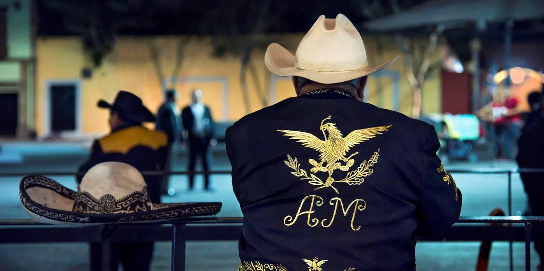 Joueur Mariachi à Mexico - Mexique
