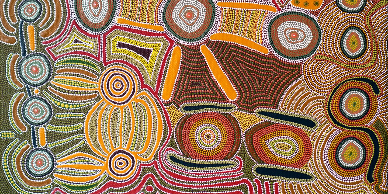 Art aborigène - Australie