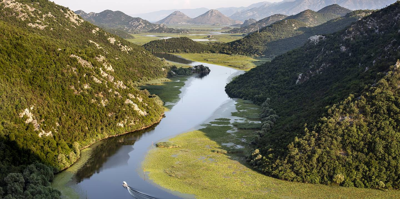 Parc national de Skadar - Monténégro
