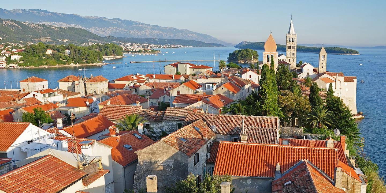 Rab - Croatie