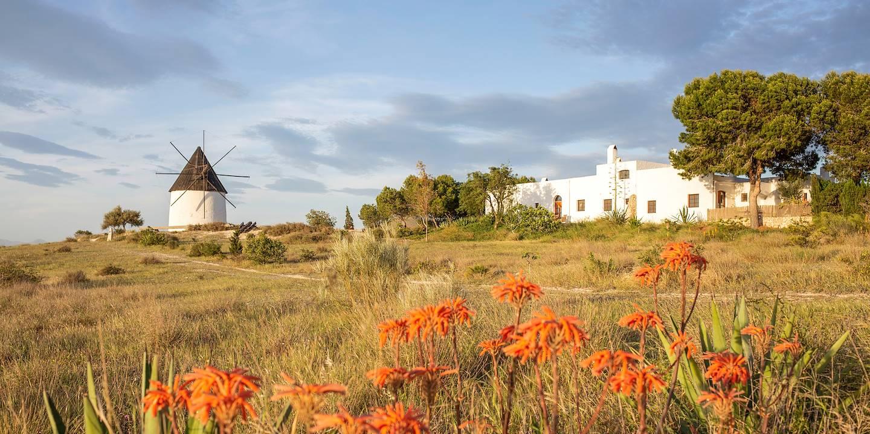 Parc naturel de Cabo de Gata Nijar - Andalousie - Espagne