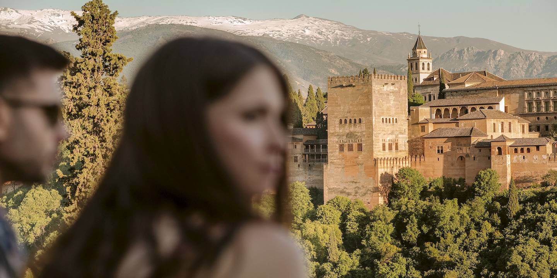 L'Alhambra - Grenade - Andalousie - Espagne