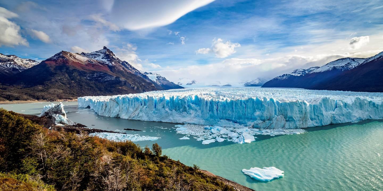 Glacier Perito Moreno - Parc National Los Glaciares - Patagonie - Argentine
