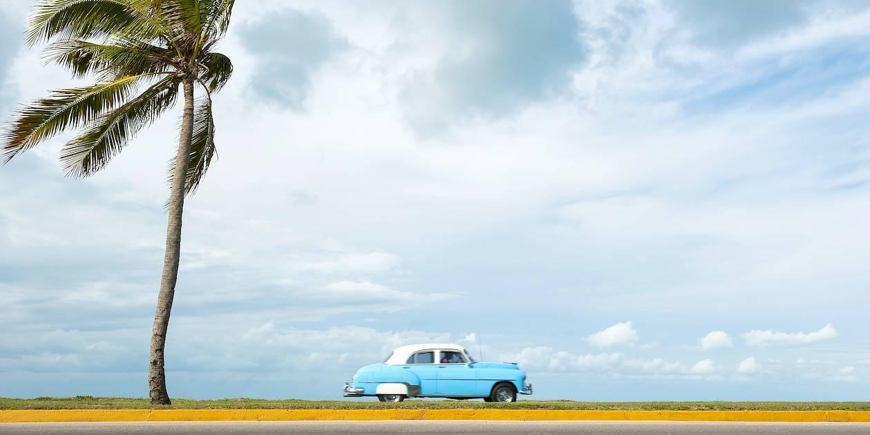 Vieille voiture américaine - Cuba