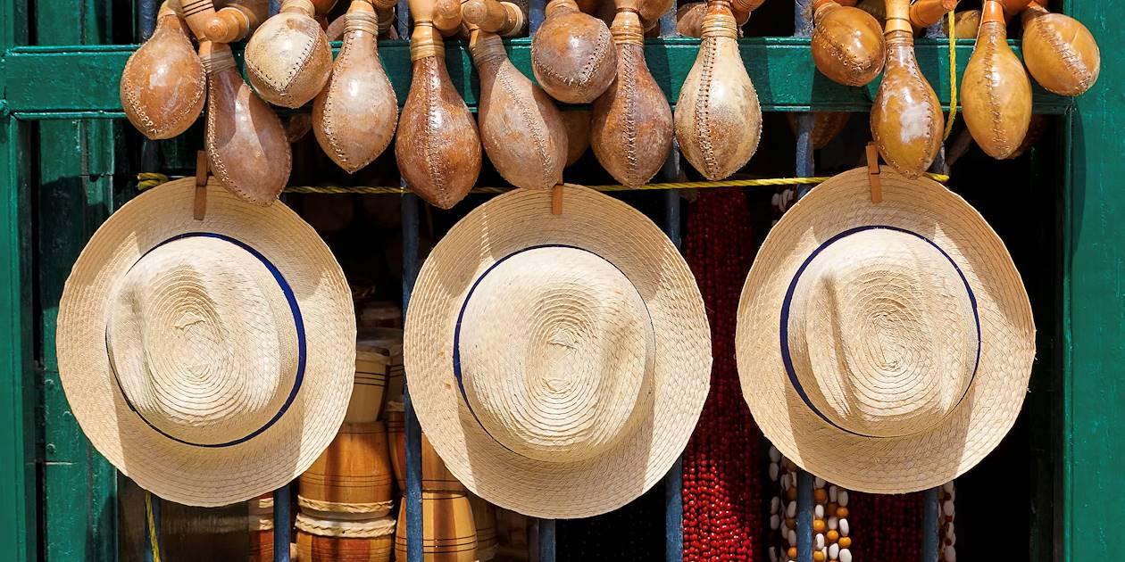 Boutique de souvenirs à La Havane - Cuba