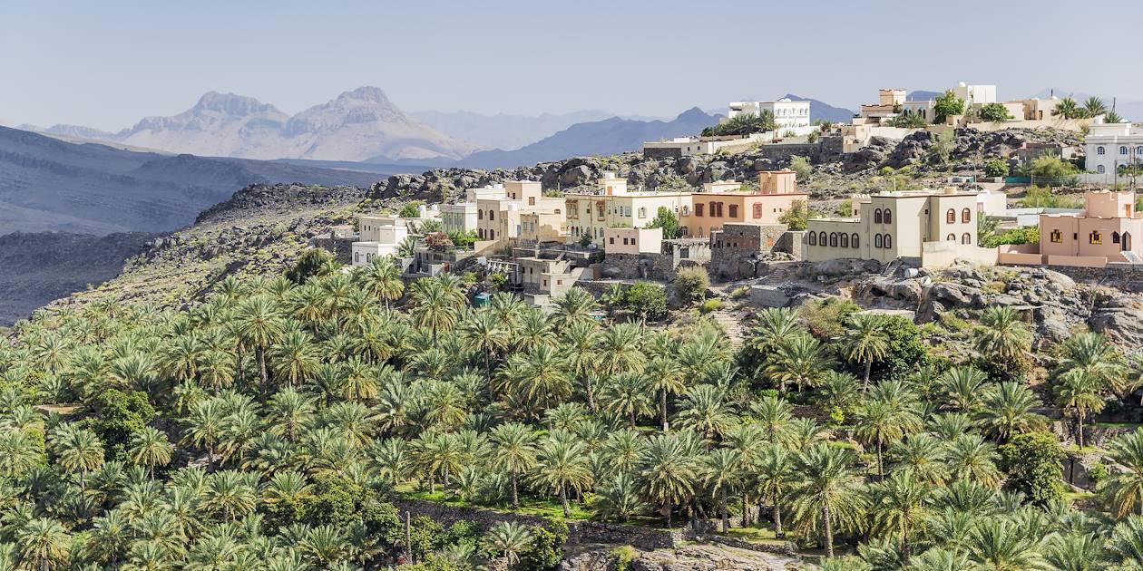 Misfat al-Abreyeen - Oman