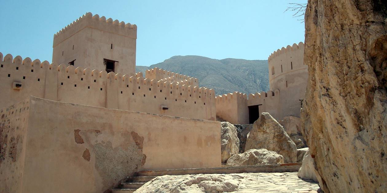Fort de Nakhal - Al Batinah - Oman