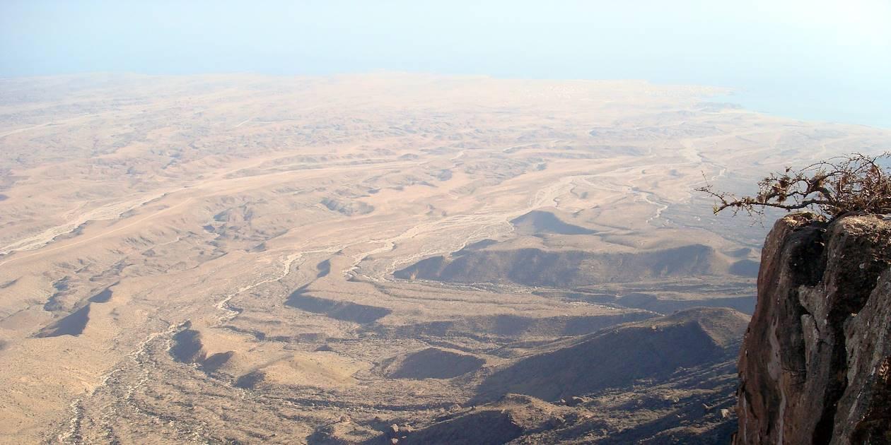 Montagne du Dhofar - Oman