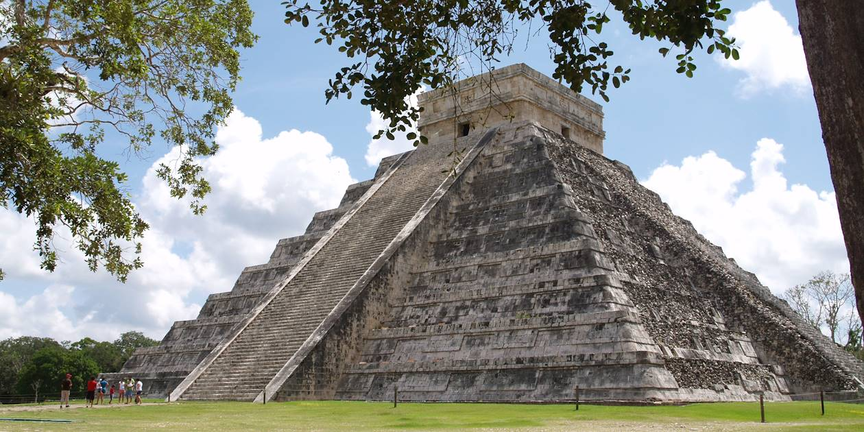 Chichen Itza - Yucatan - Mexique