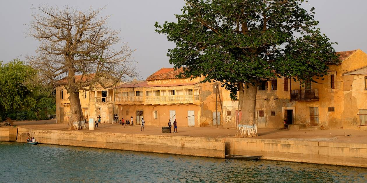 Dagana - Région de Saint-Louis - Sénégal