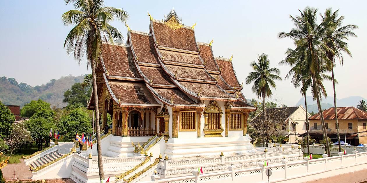 Le temple Wat Mai - Luang Prabang - Laos