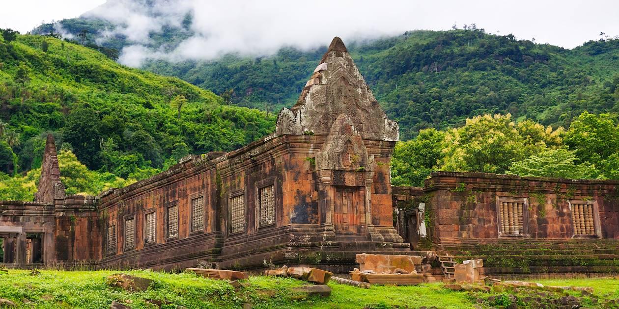Le temple Vat Phou - Champassak - Laos