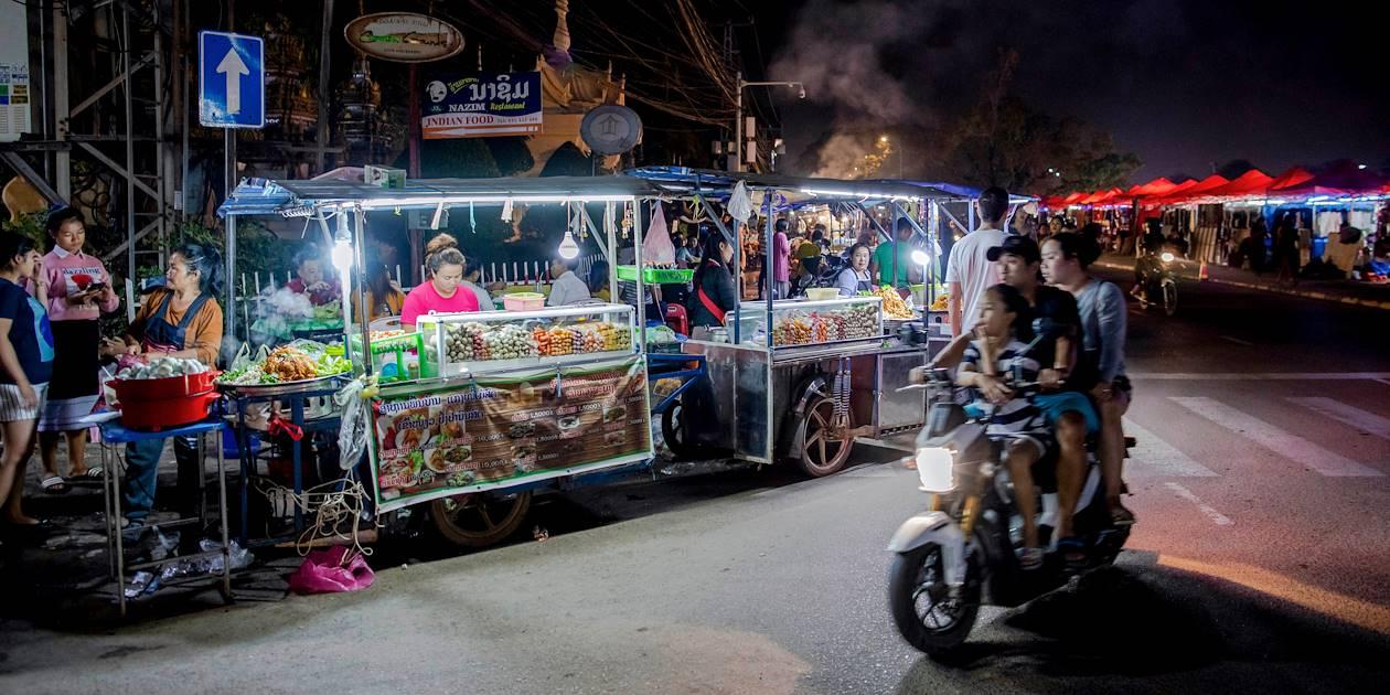 Street food - Vientiane - Laos