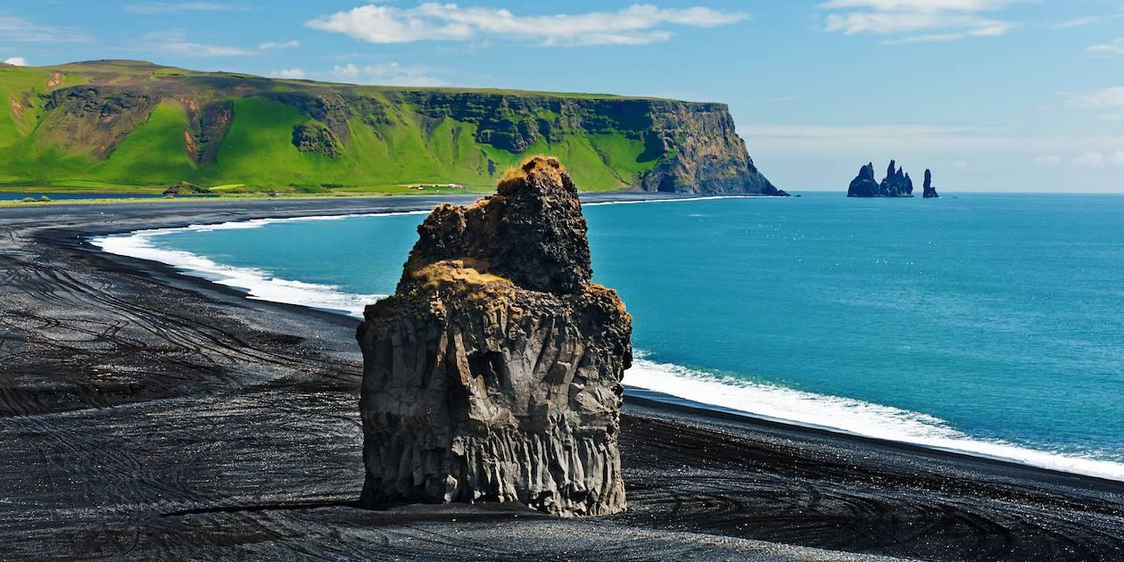 Cap Dyrholaey - Vik - Islande