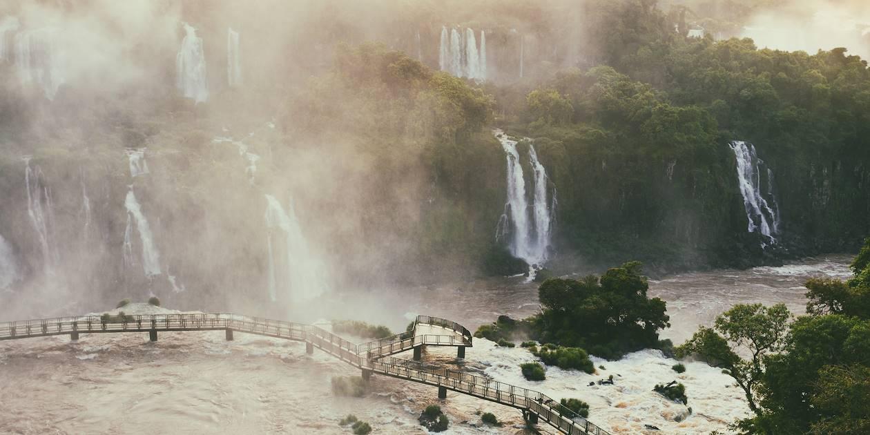 Chutes Iguazú - Argentine