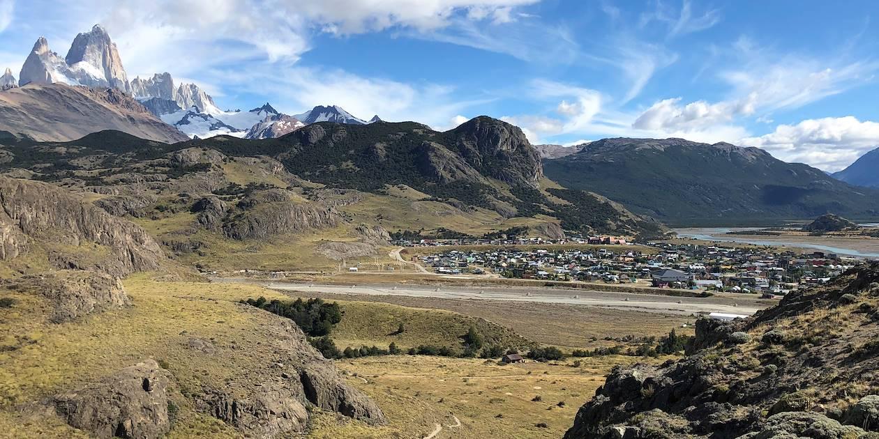 El Chalten - Santa Cruz - Lago Argentino - Patagonie - Argentine