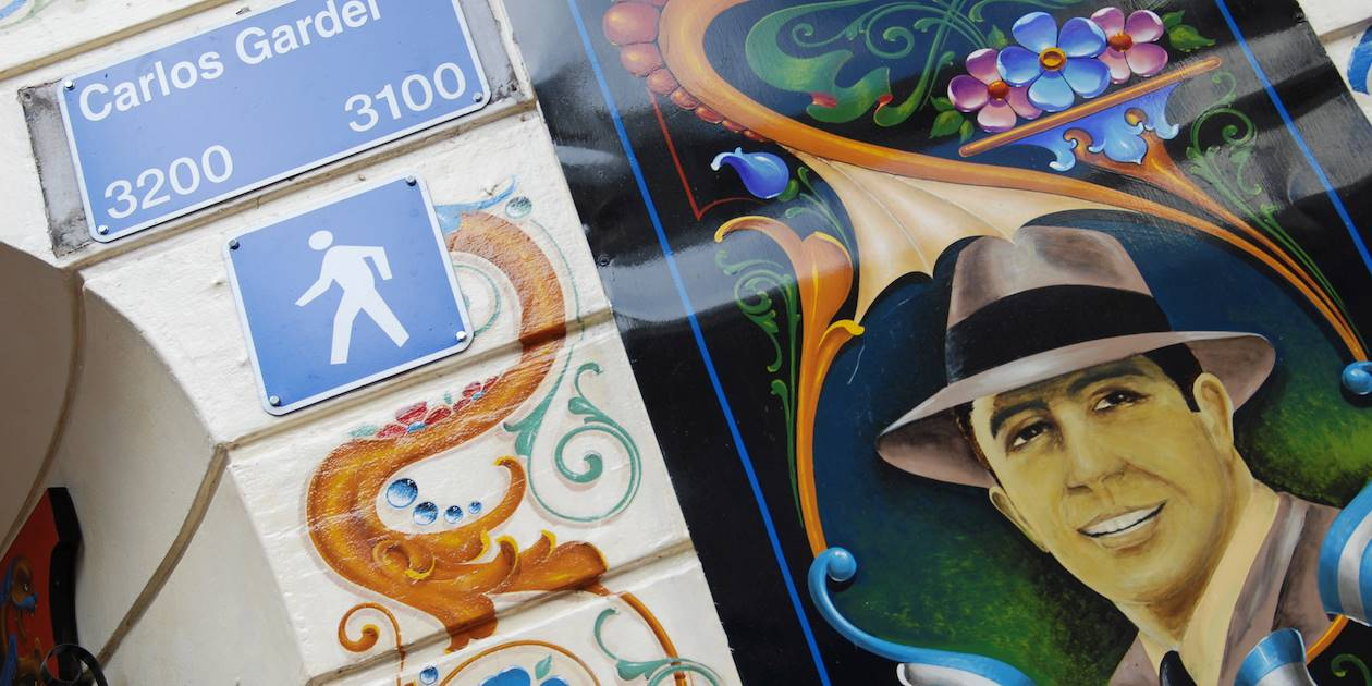 Street art à Buenos Aires - Argentine
