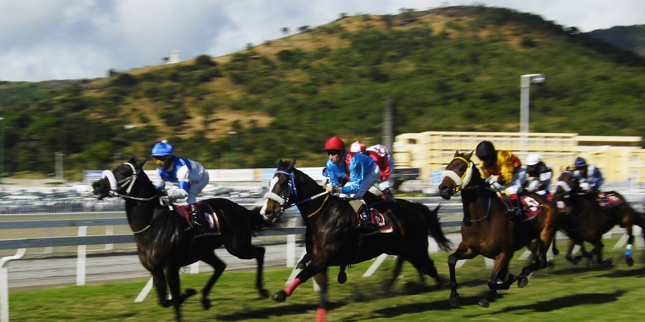 hippodrome Champ de Mars - Port Louis - Ile Maurice