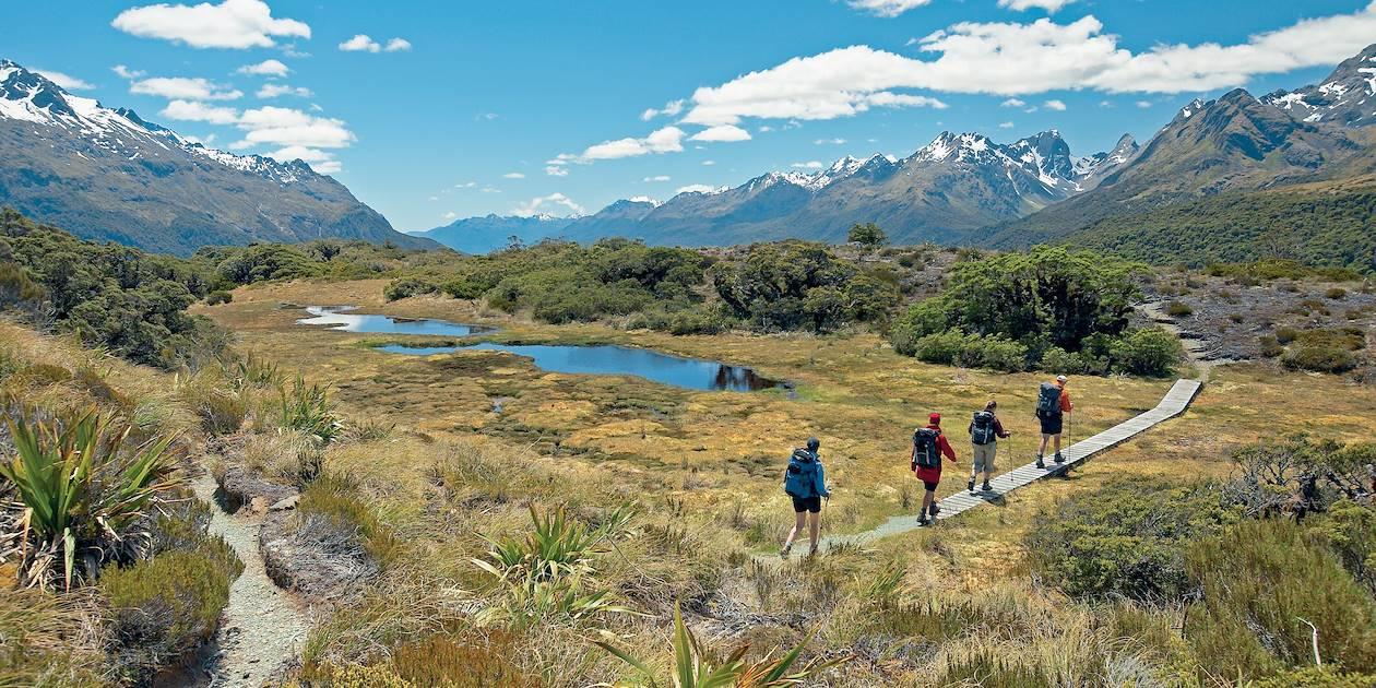 Routeburn Track - Nouvelle Zélande