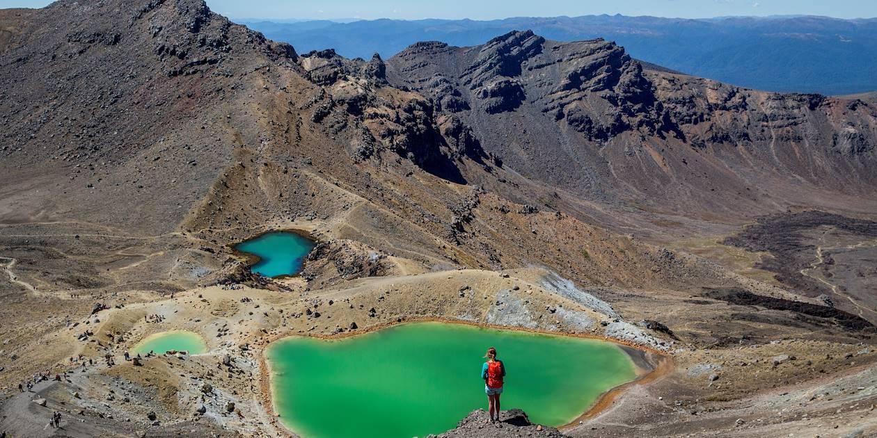 Tongariro Alpine Crossing - Mont Ruapehu - Nouvelle-Zélande