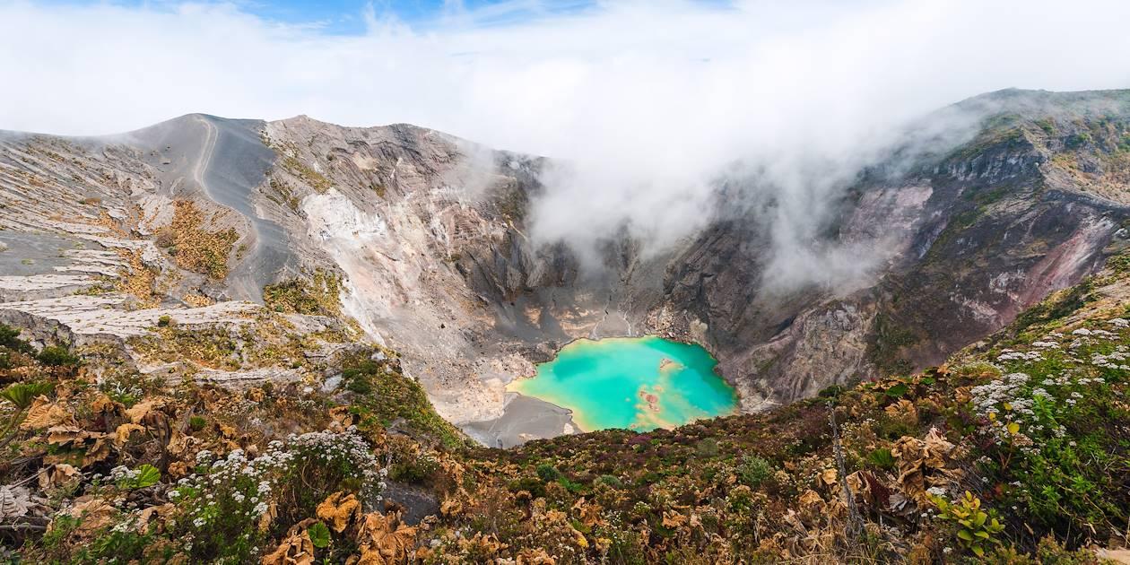 Le Volcan Irazu - Costa Rica