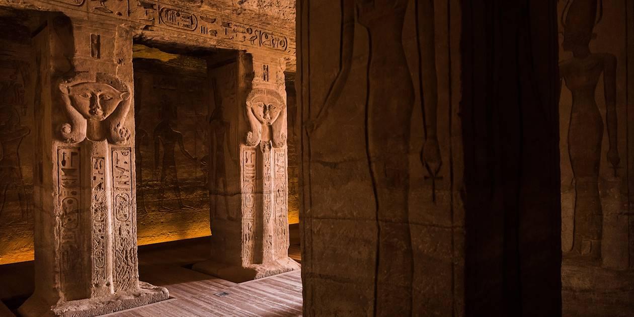 Les Temples d'Abou Simbel - Abou Simbel - Égypte