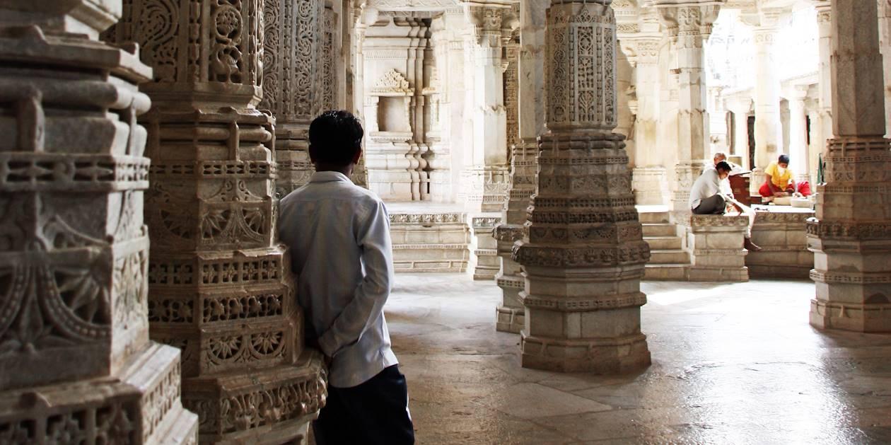 Temple Jain - Ranakpur - Inde