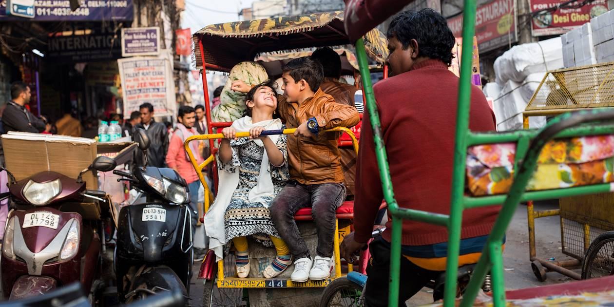 Balade gourmande dans les rues de Old Delhi - Delhi - Nord