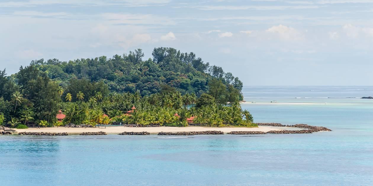 Parc national marin de Sainte Anne - Île de Sainte Anne - Seychelles