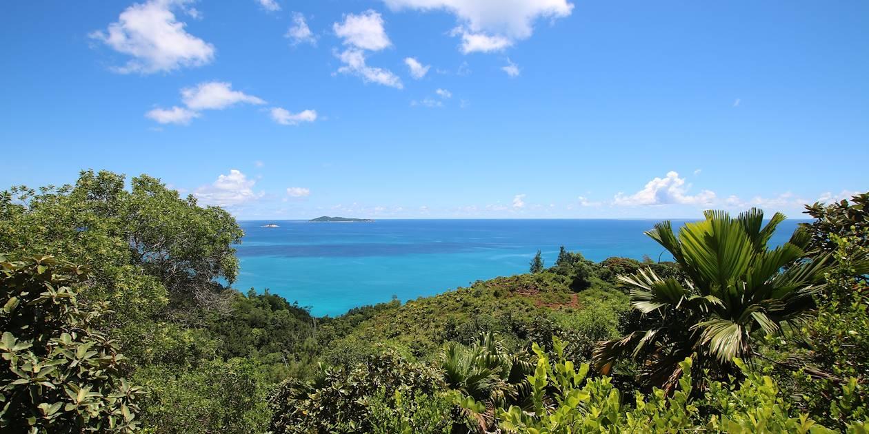 Vue sur l'Océan Indien de l'île Aride - Ile Aride - Seychelles