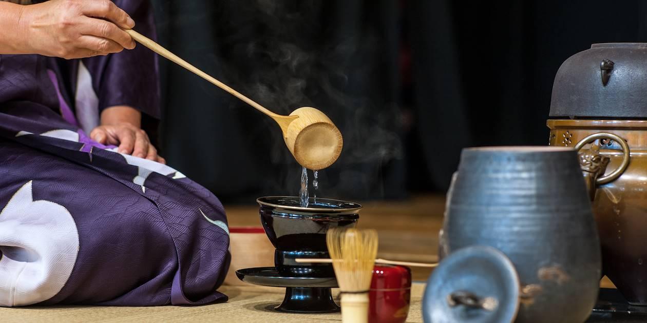 Cérémonie du thé - Japon